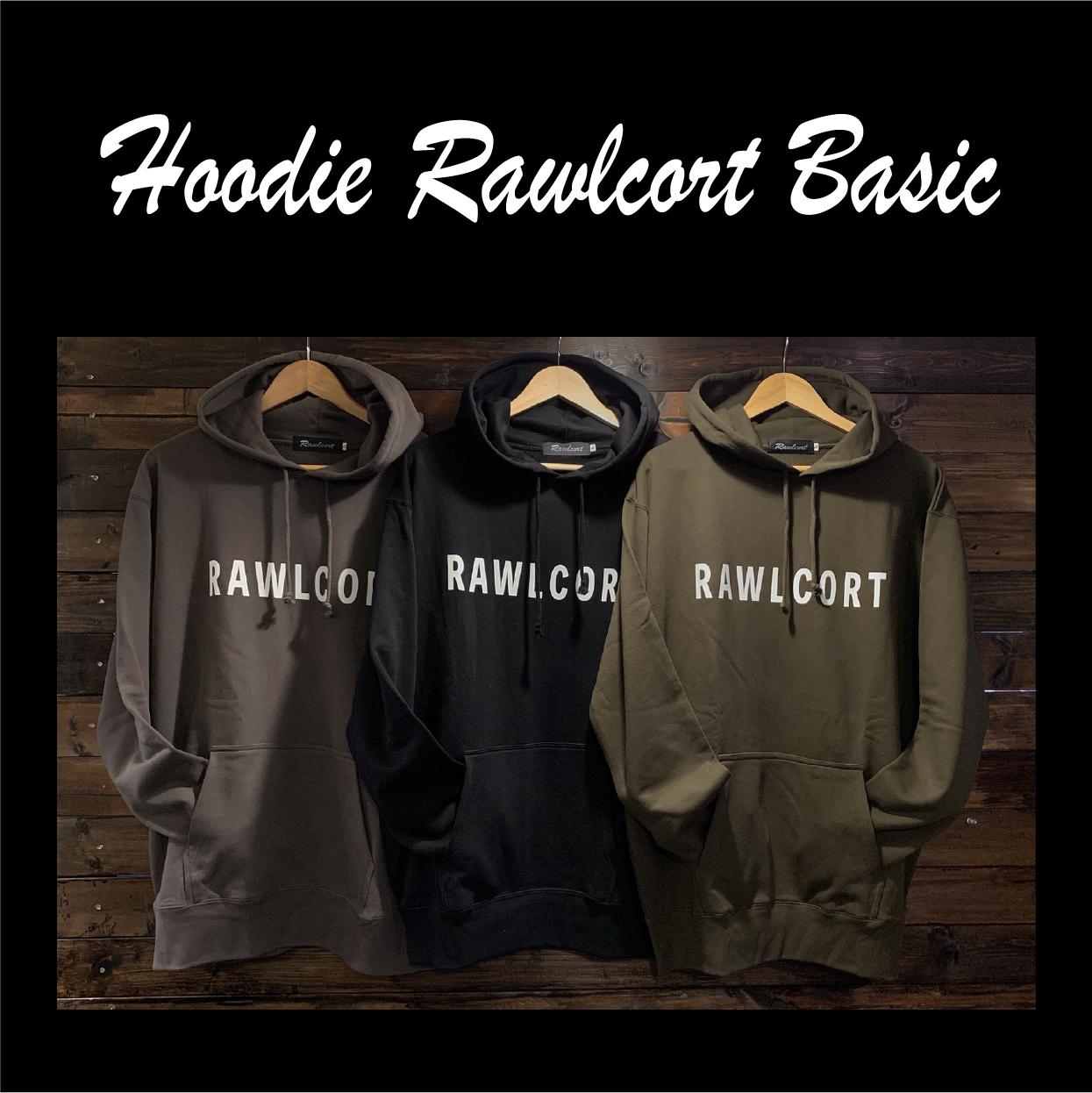 Hoodie Rawlcort  Basic