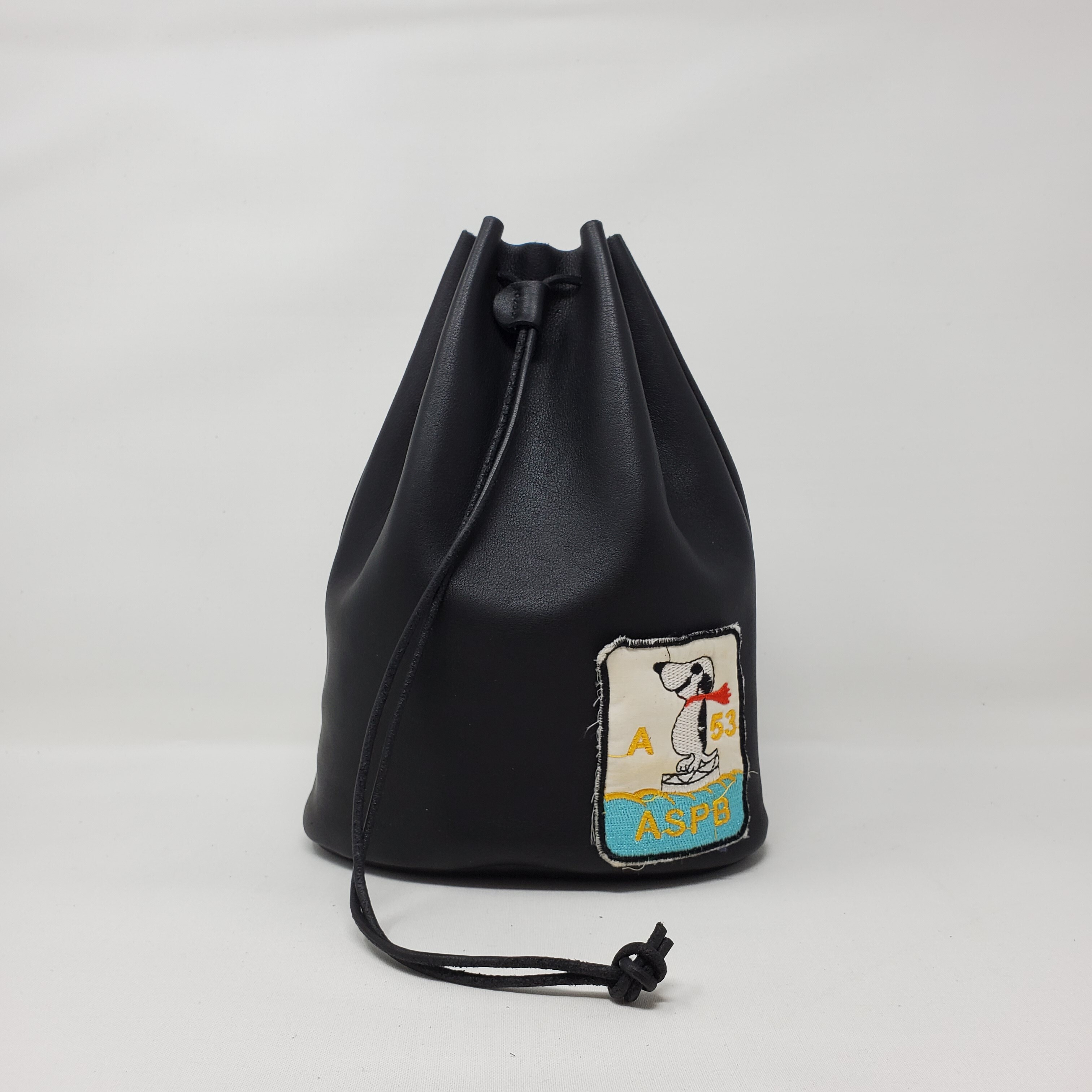 "Utility Bag03 ビンテージワッペン ""Snoopy?""01 - 画像1"
