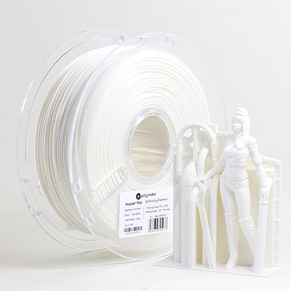 PLAフィラメント Polymaker PolyLite PLA 1.75mm  1000g - 画像1
