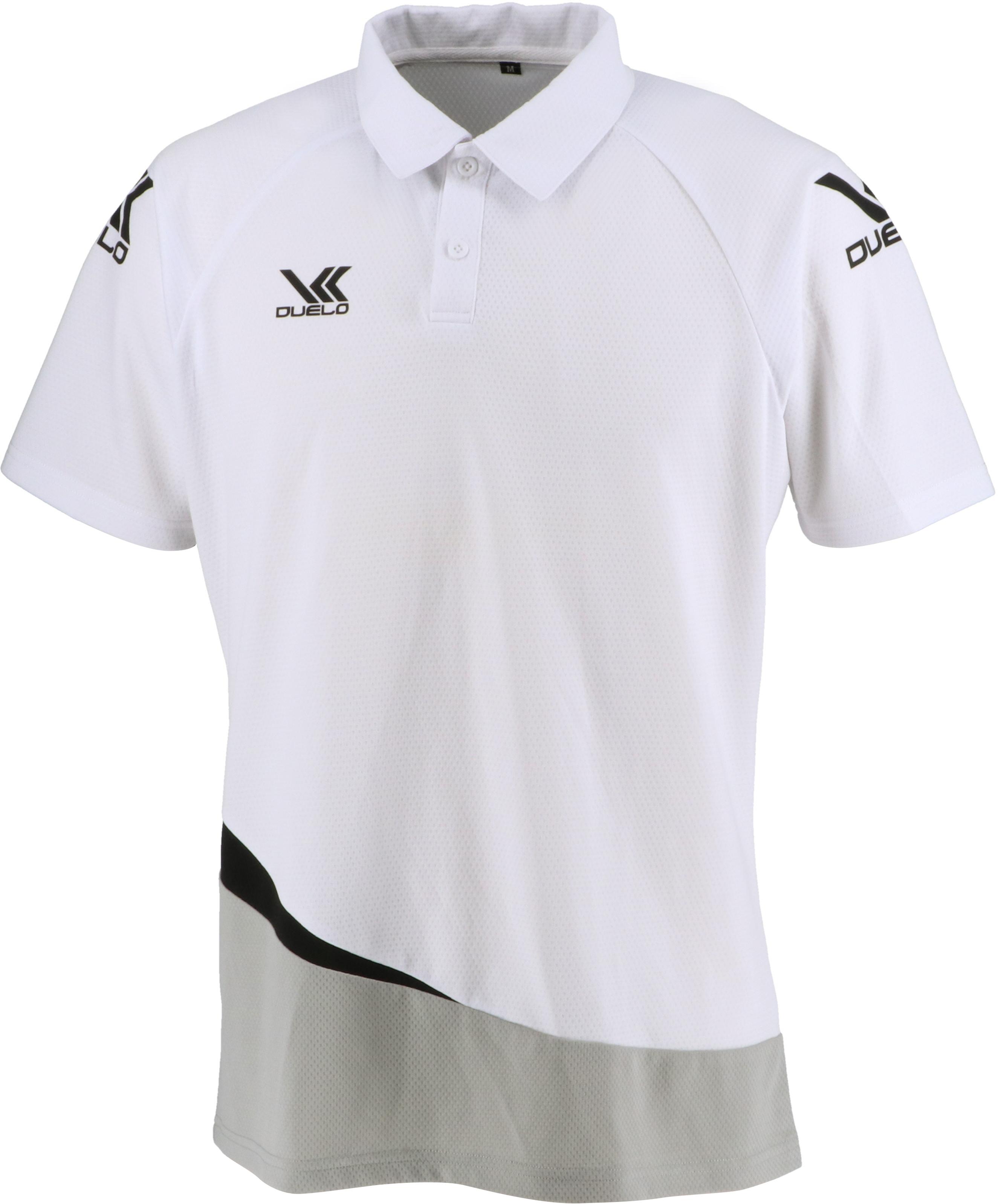 D030 Polo Shirt WHT