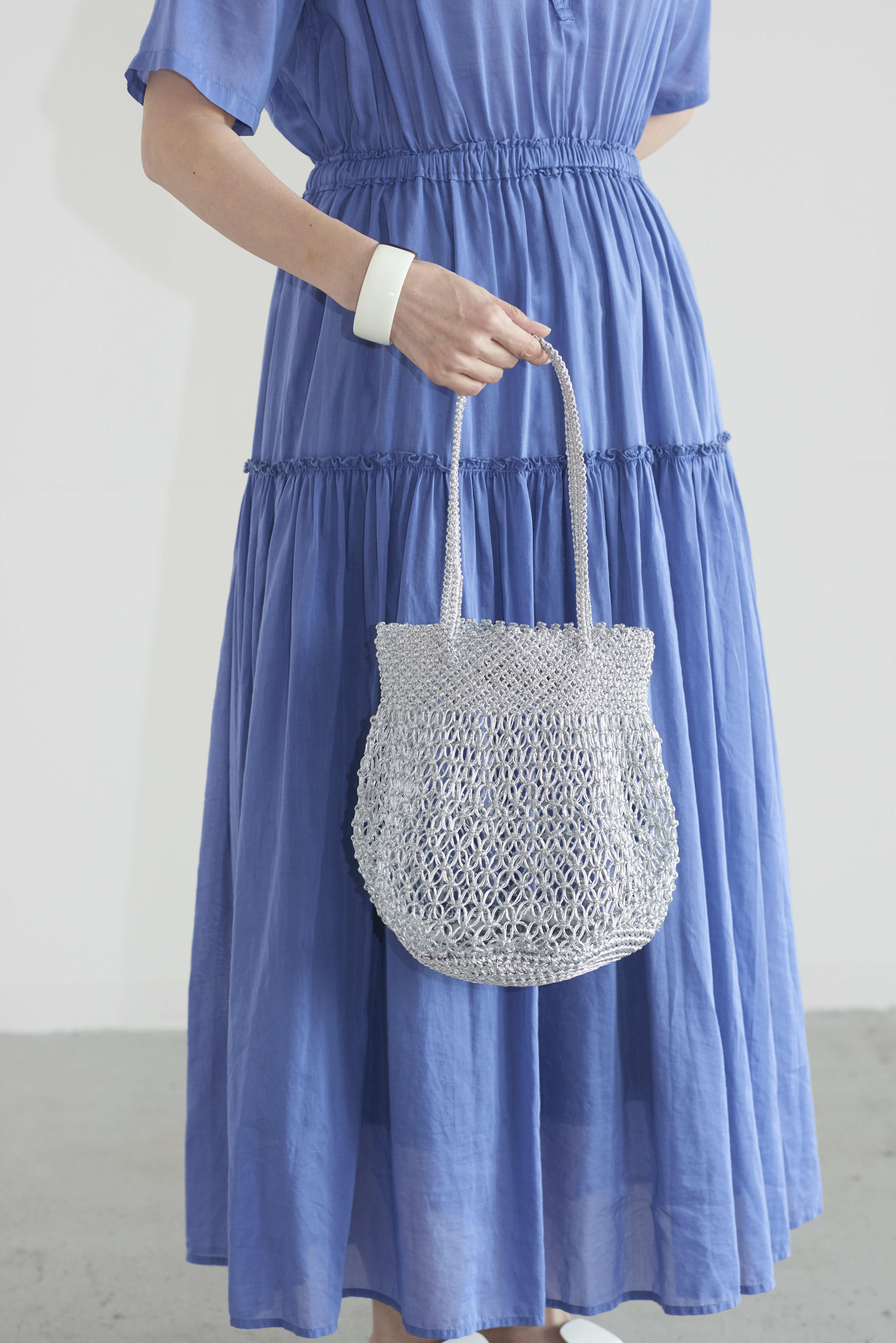 BAGMATI basket bag