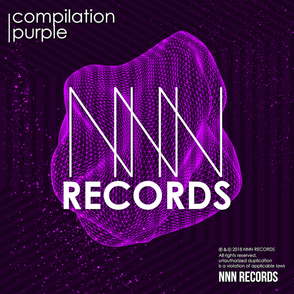 【mp3デジタルコンテンツ】NNN RECORDS Compilation – Purple