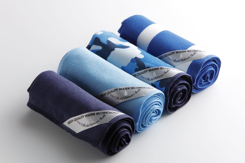 SUPER COOLING TOWEL-スーパークーリングタオル-プラチナシールドボディクールタオル-