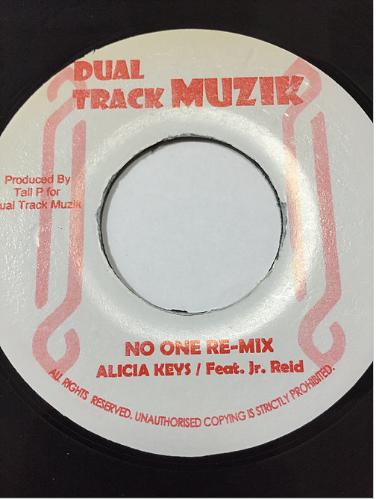 Alicia Keys(アリシアキーズ)& Junior Reid(ジュニアリード) - No one【7'】