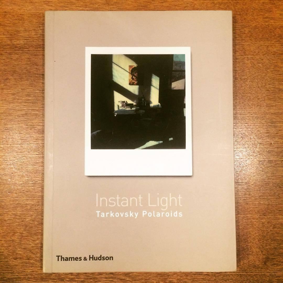 タルコフスキー写真集「Instant Light: Tarkovsky Polaroids」 - 画像1