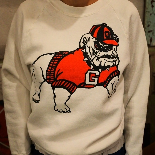 80's BULLDOG SWEAT #MTTP-076