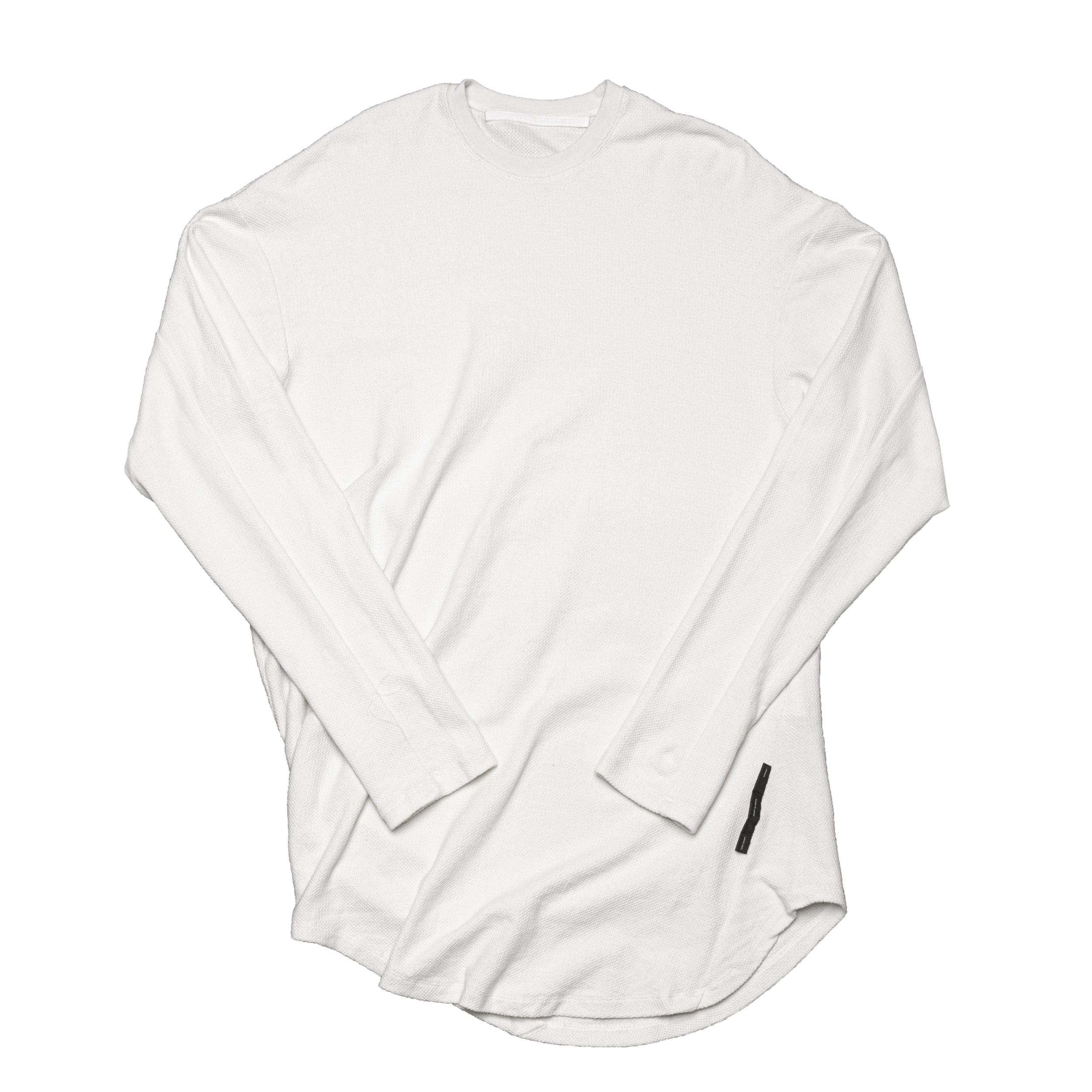 687CUM3-OFF / ツイストシャツ