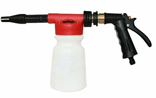 高圧洗車フォームガン 強力泡洗浄器 FOAMGUN