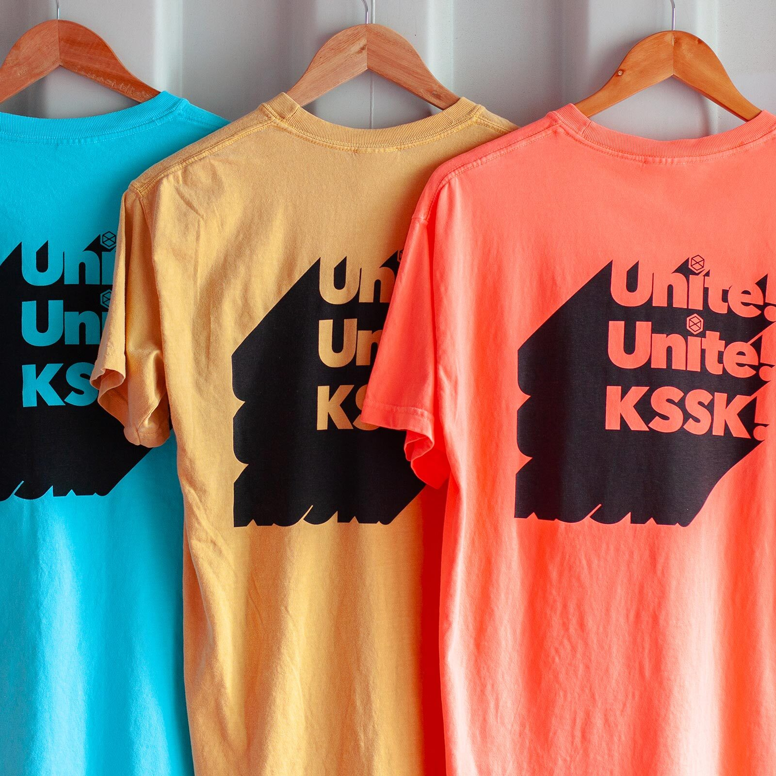 Minorité × KSSK Unitee