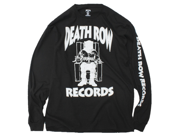 Death Row Records|Official L/S Tee