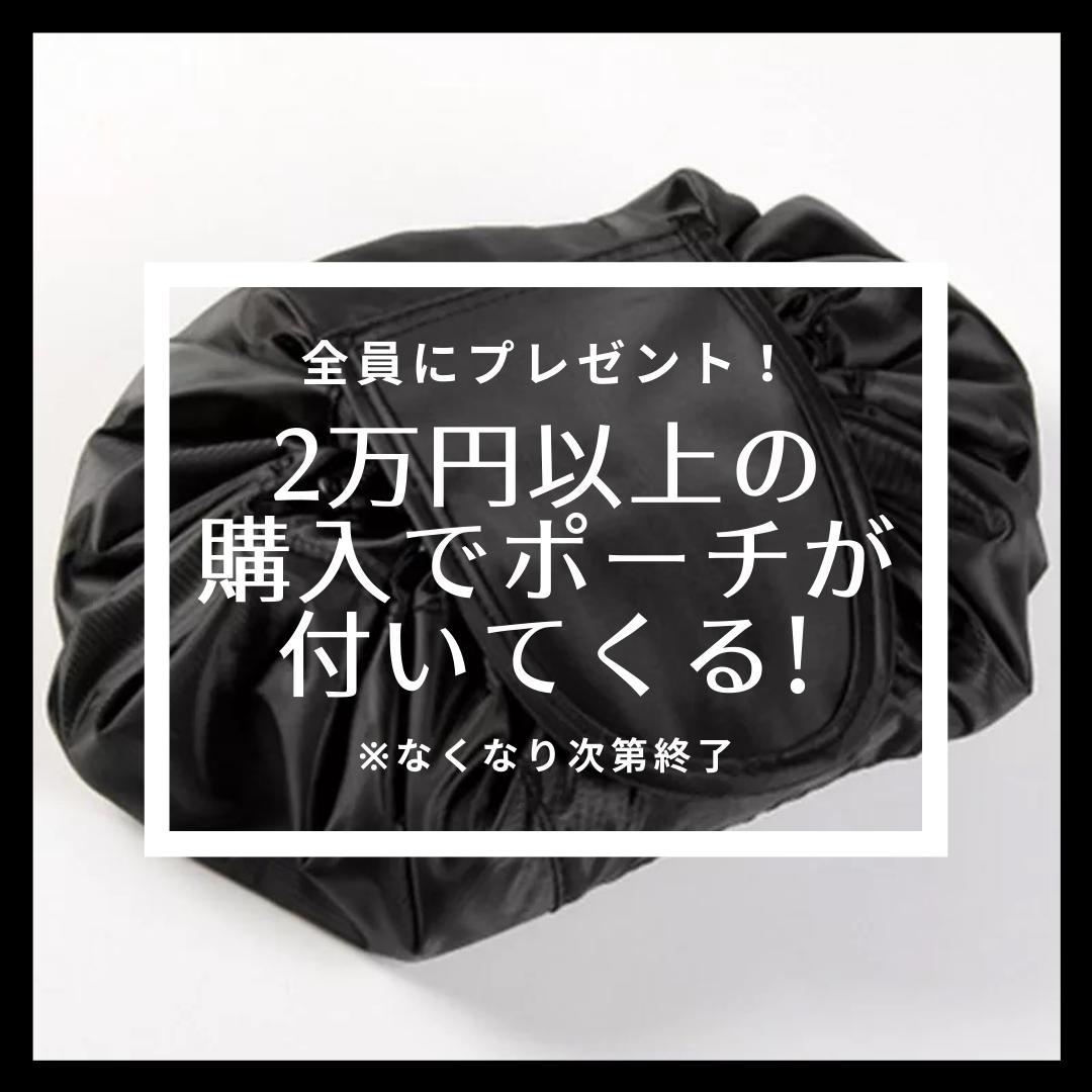 【※ご購入いただけません】2万円以上お買い上げの方に付いてくる!