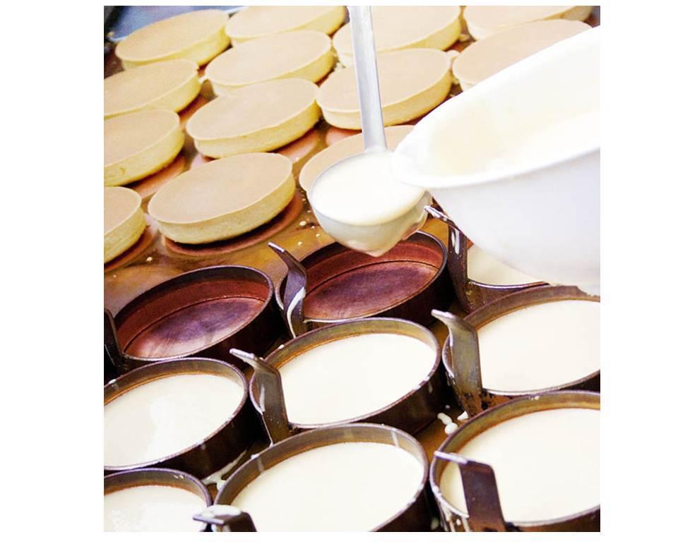 冷凍手焼きホットケーキ(100g1個入り) - 画像3