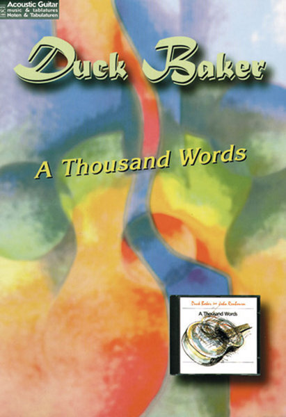 AMB1021 A Thousand Words / Duck Baker (TAB譜)