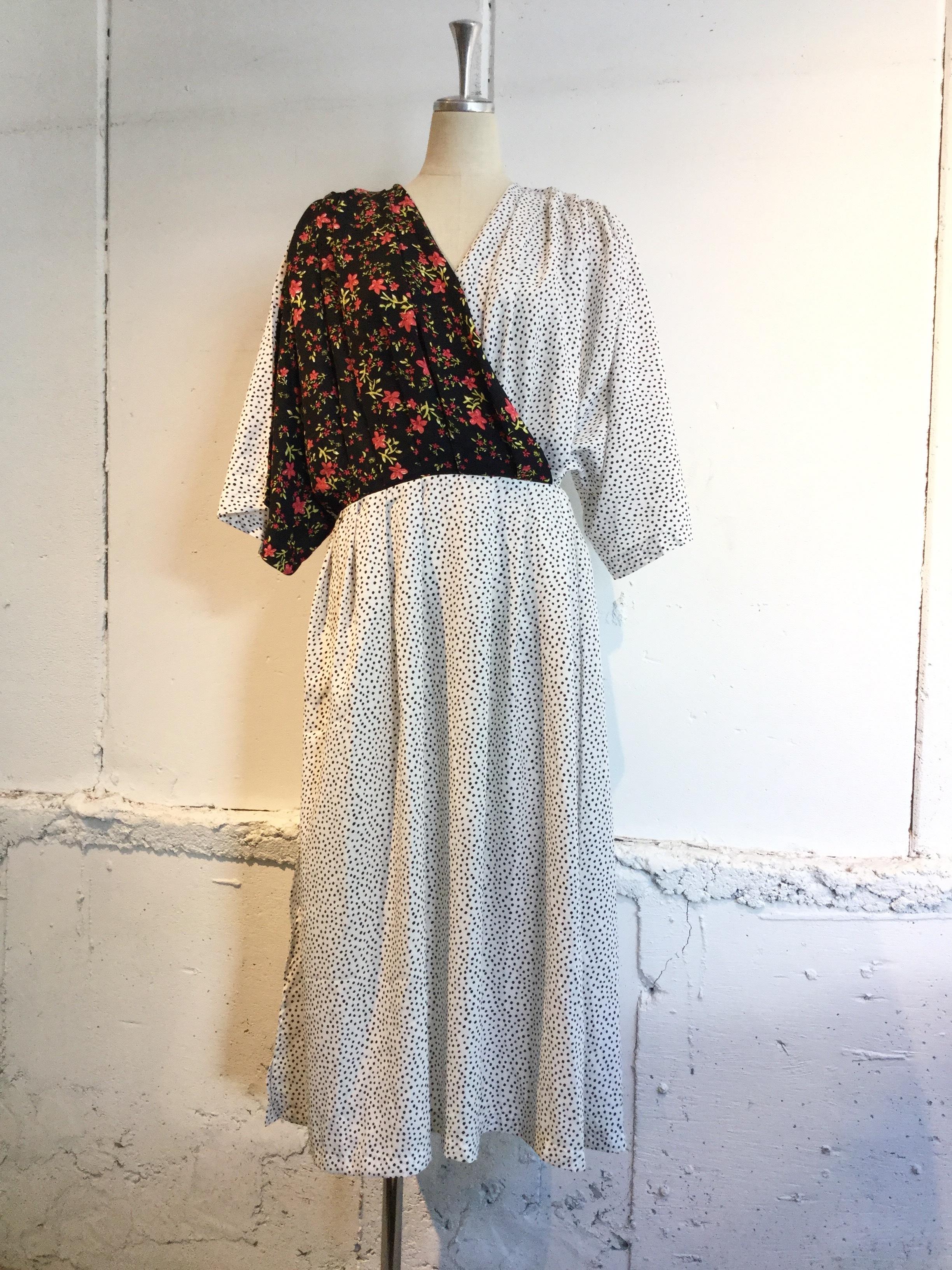 GHOSPELL Beyond the Dot Maxi Dress
