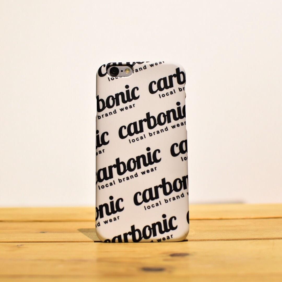carbonic smartphone case ICON bom WH