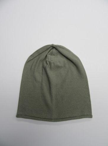 【送料無料】こころが軽くなるニット帽子amuamu|新潟の老舗ニットメーカーが考案した抗がん治療中の脱毛ストレスを軽減する機能性と豊富なデザイン NB-6060|根岸色(ねぎしいろ) - 画像1