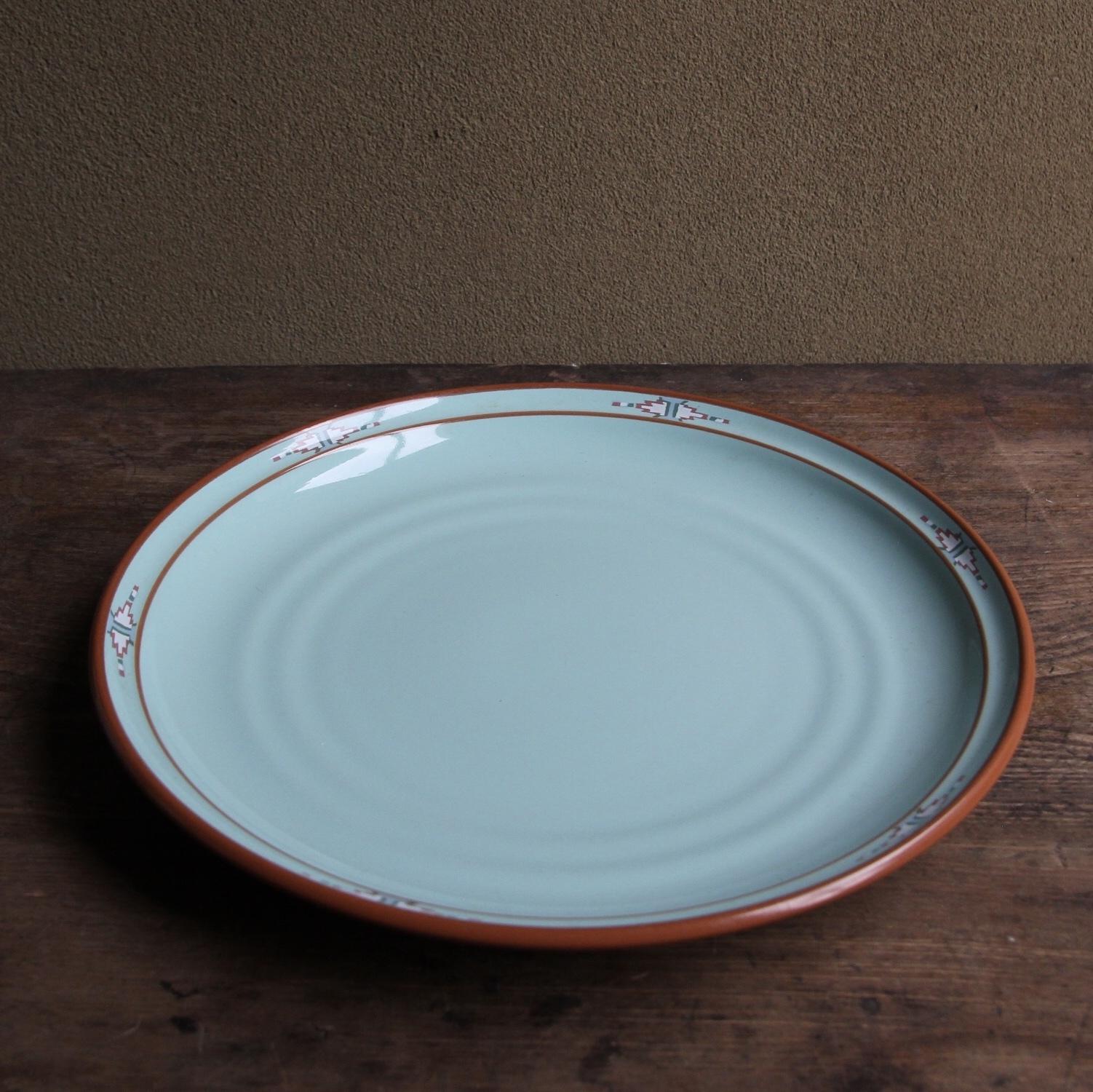 ノリタケ ボルダーリッジ プレート皿