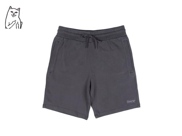 RIPNDIP|Peek A Nermal Over Dye Sweat Shorts