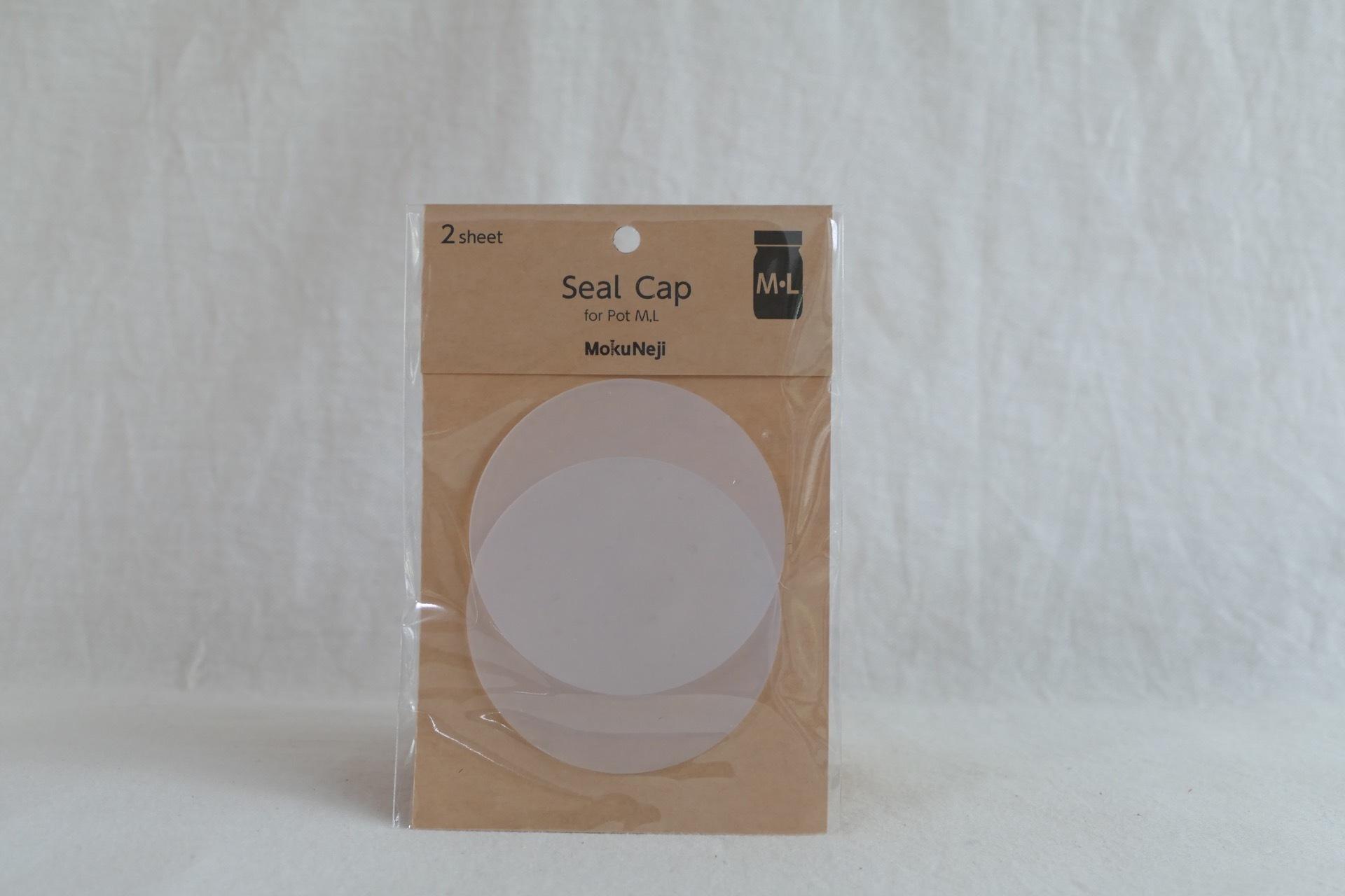 MokuNeji Seal Cap for Pot M,L / 2sheet