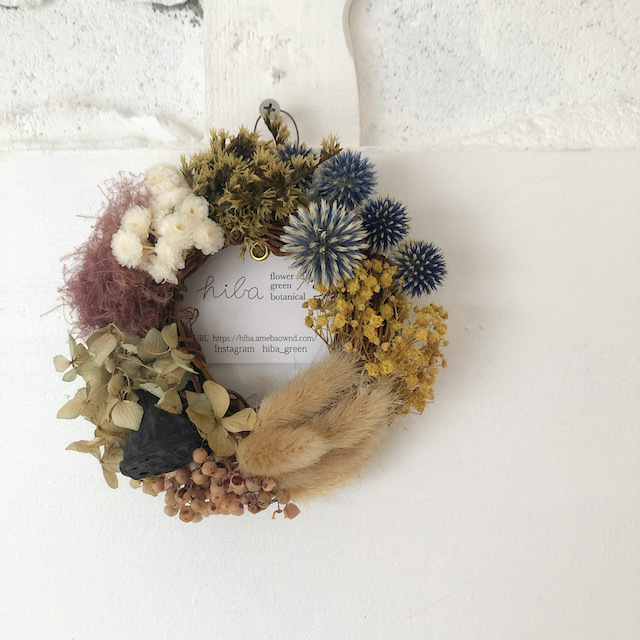 hiba wreath  リース