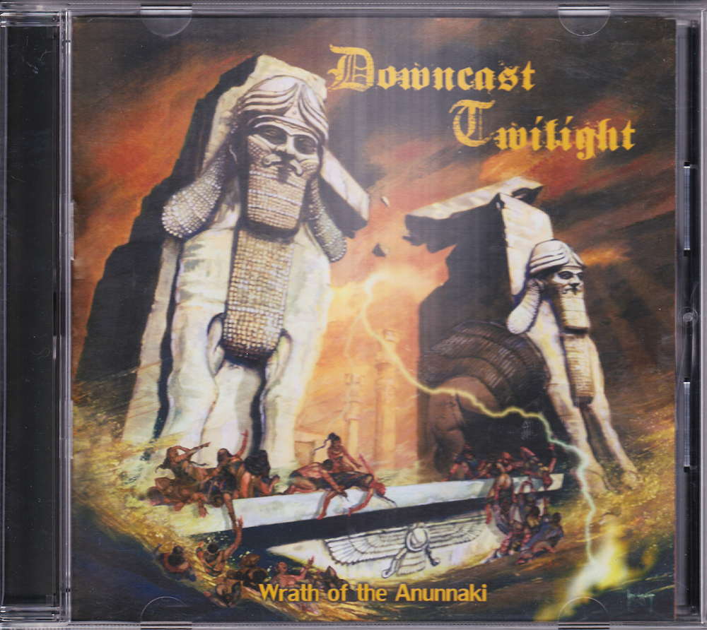 DOWNCAST TWILIGHT	『Wrath Of The Anunnaki』