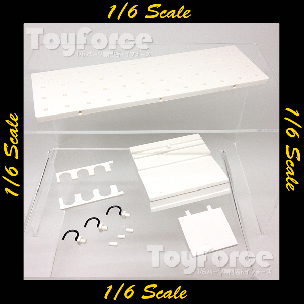 【02349】 1/6 Easy & Simple ウエポンラック
