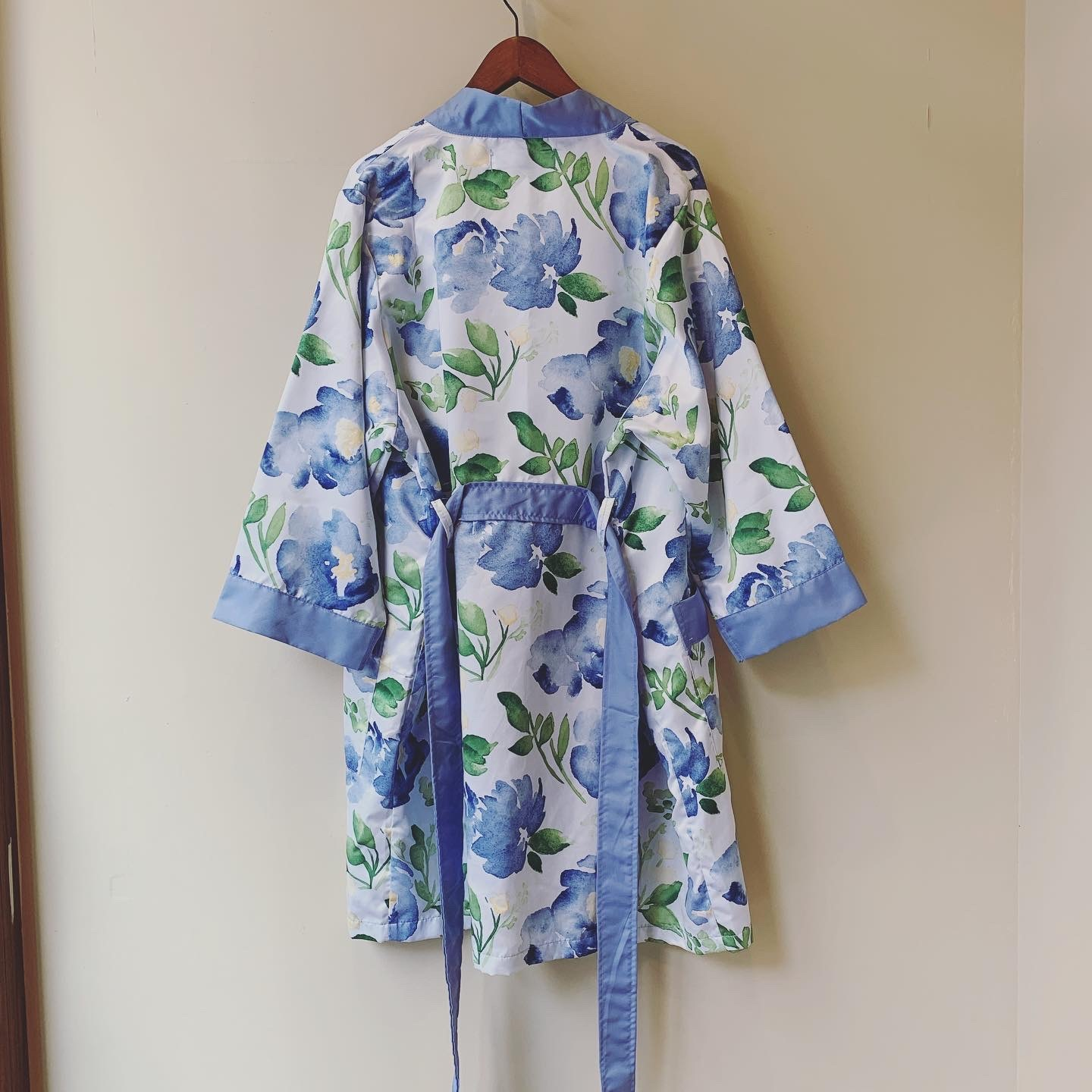 【SALE】vintage flower design haori