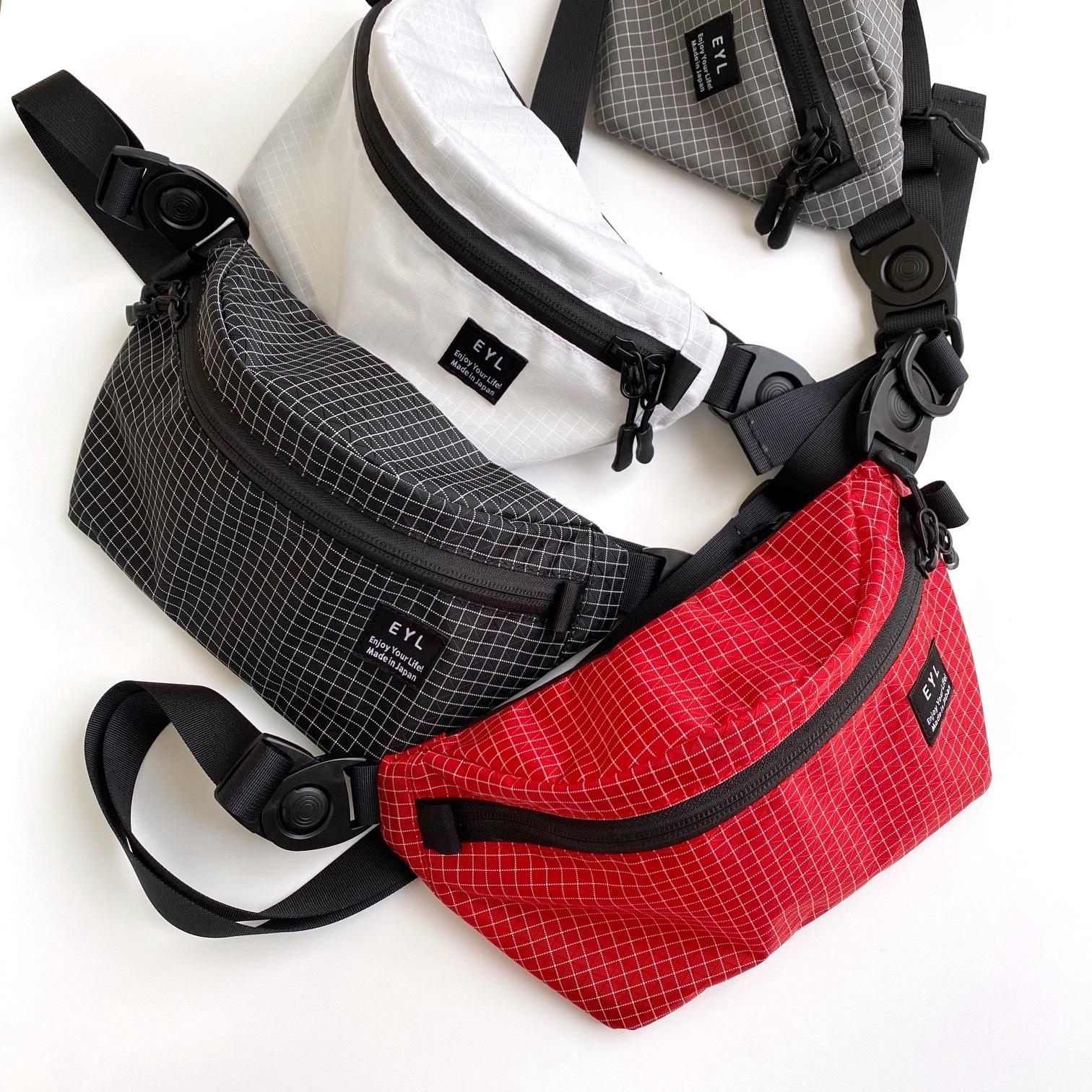 EYL / WAIST BAG(DYNEEMA X-GRID)