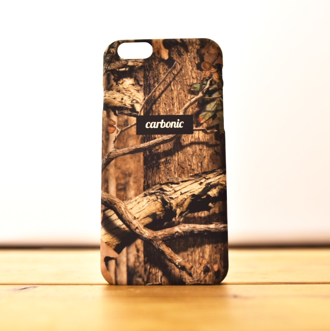 carbonic smartphone case REAL TREE CAMO W