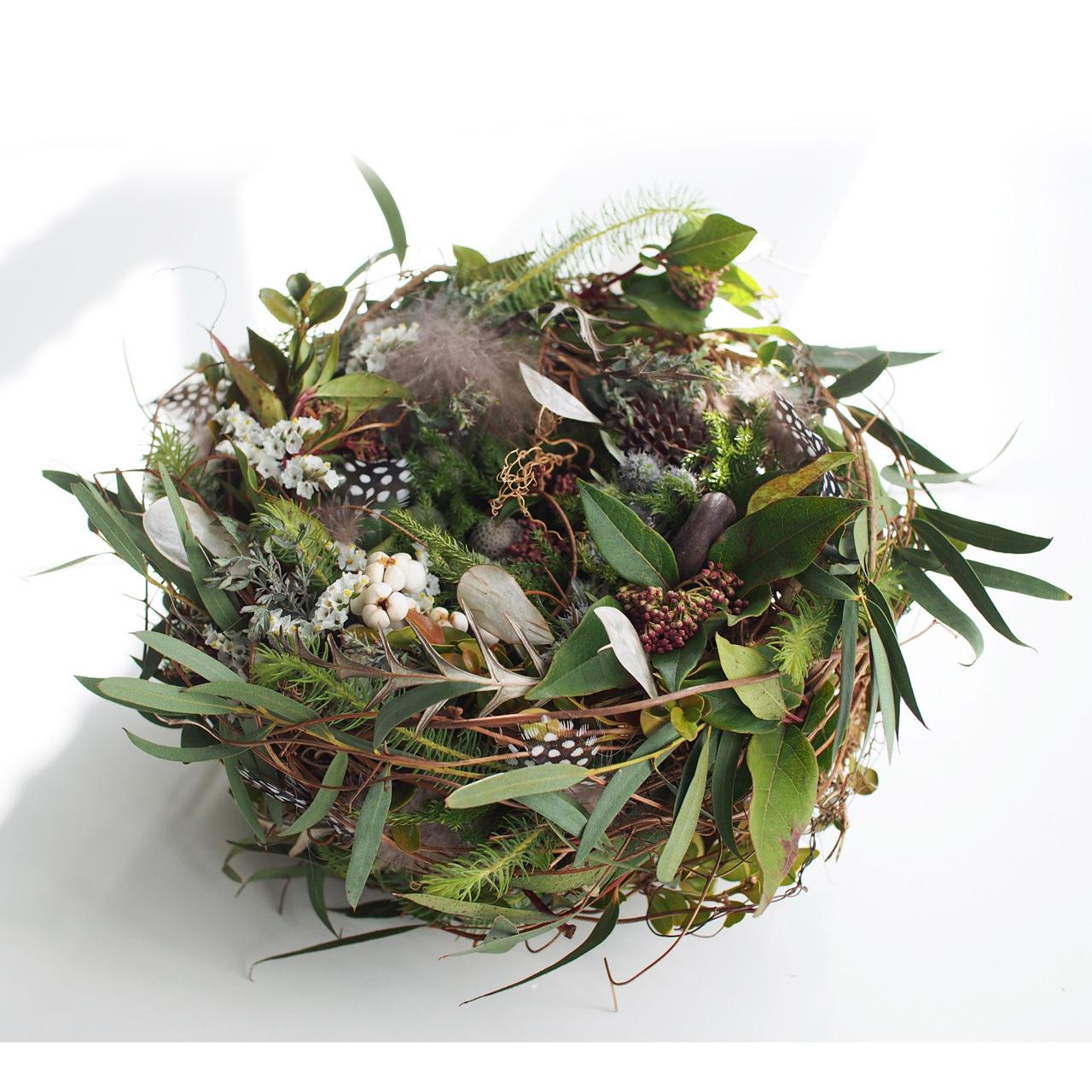 ルフルロン 中本健太 「鳥の巣」