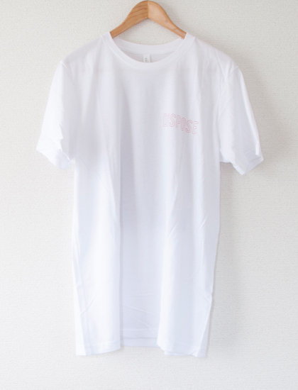【THE PLOT IN YOU】Dispose T-Shirts (White)