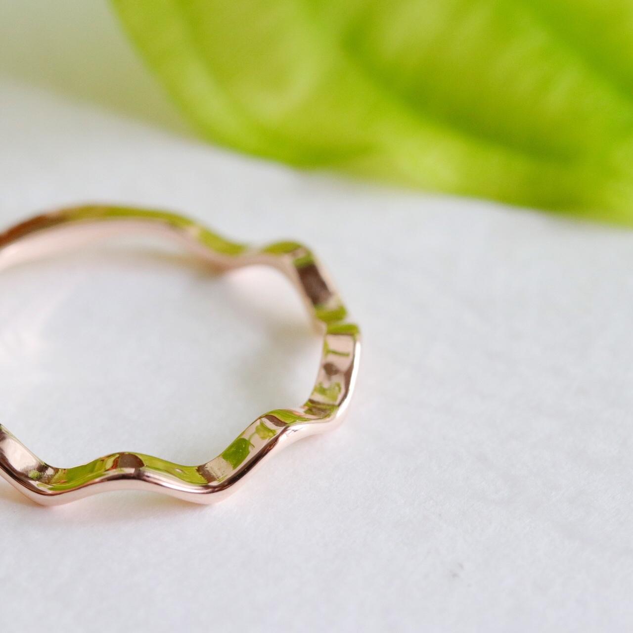 Frill Ring ✧K10YG✧