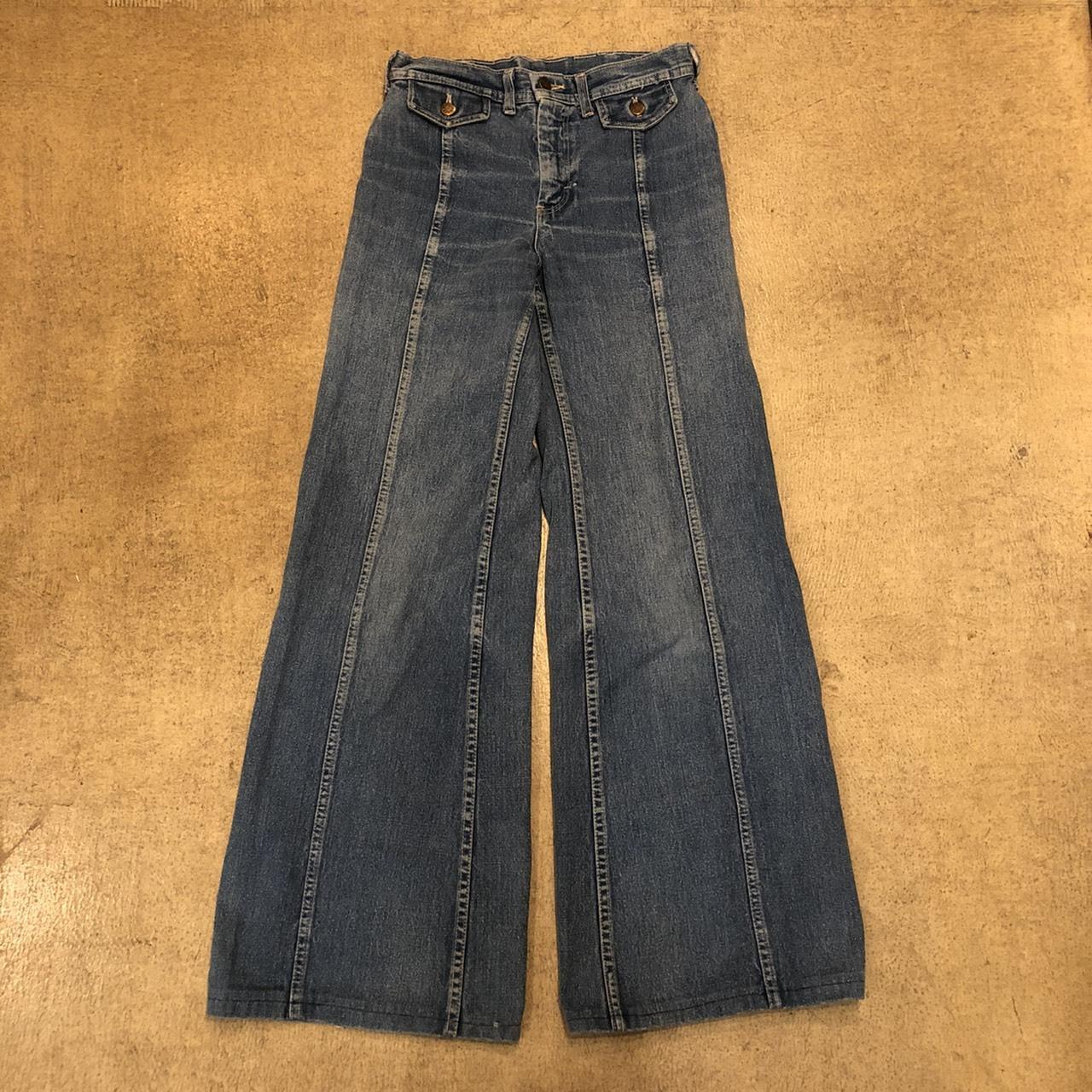 60's Flare Denim Pants ¥6,400+tax
