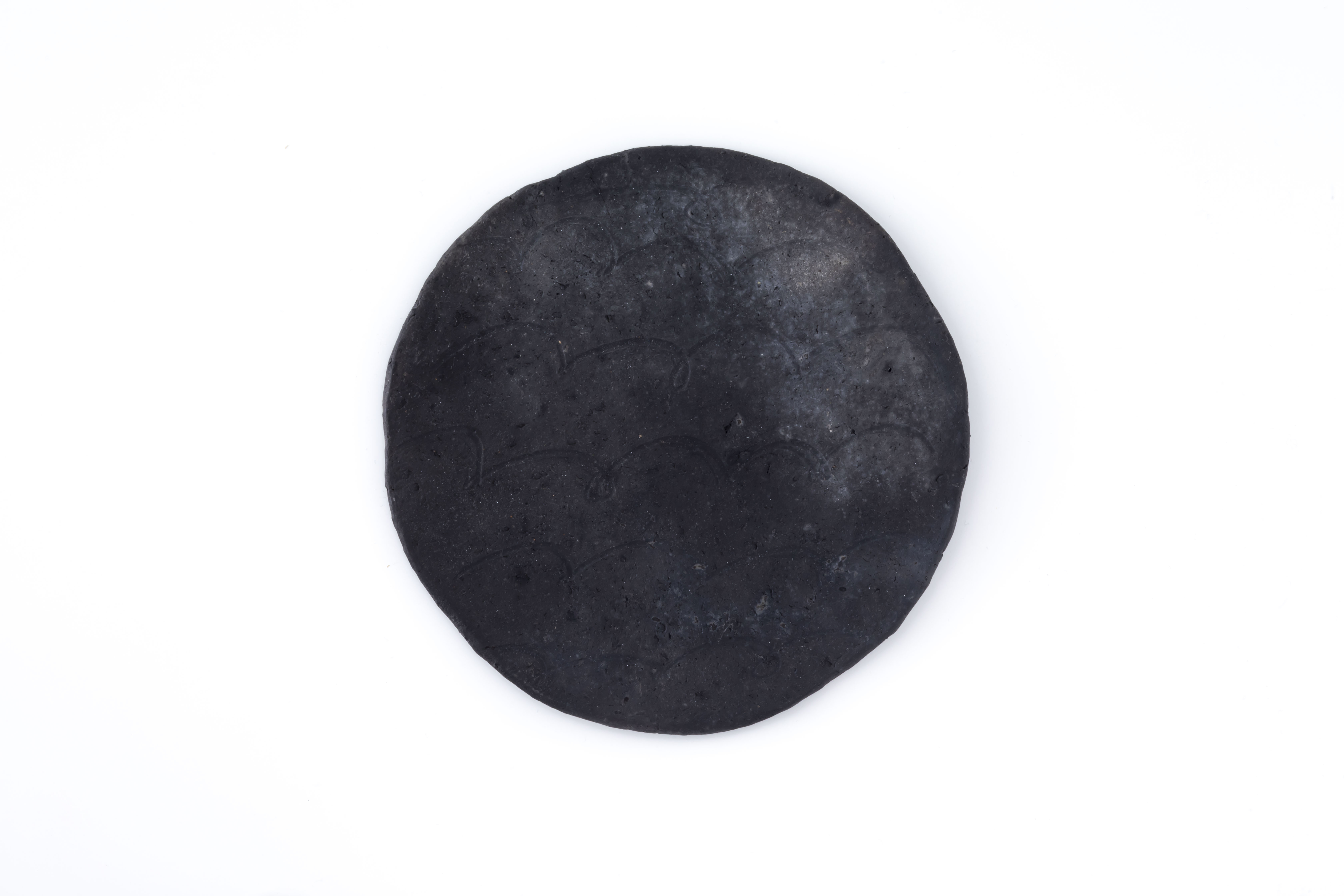 貝紋皿:大 / 田中太郎