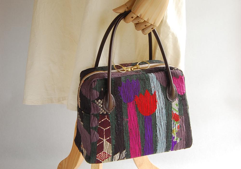 花園 'Flower garden'  Hand bag