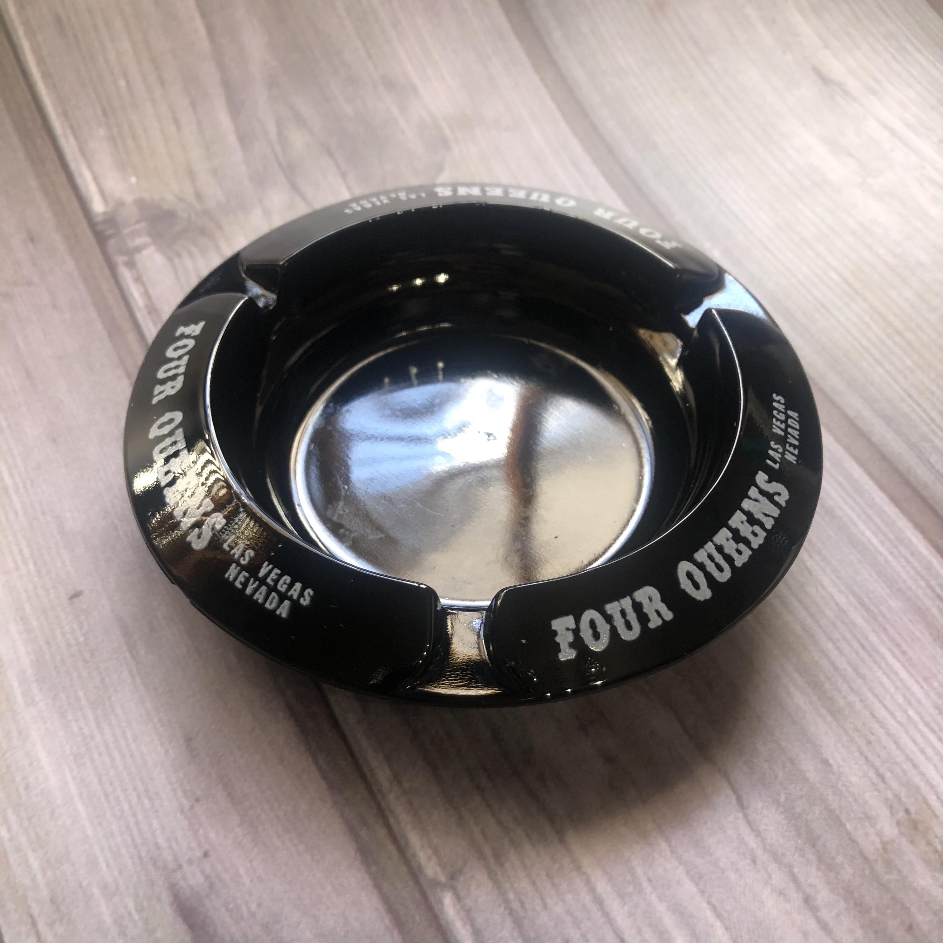 ヴィンテージ アシュトレイ 丸11cm C