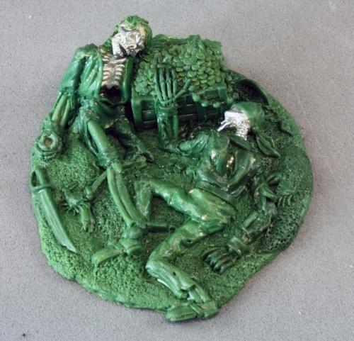 命あっての物種(白骨死体と宝の山) - 画像3