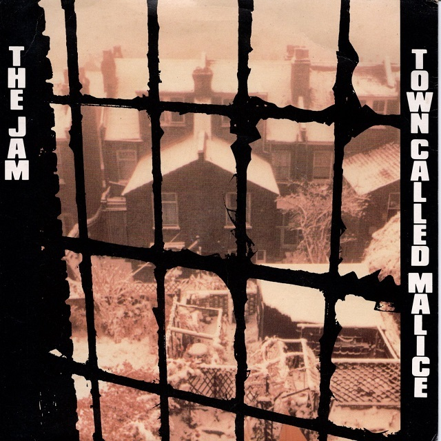 【7inch・英盤】The Jam / Town Called Malice