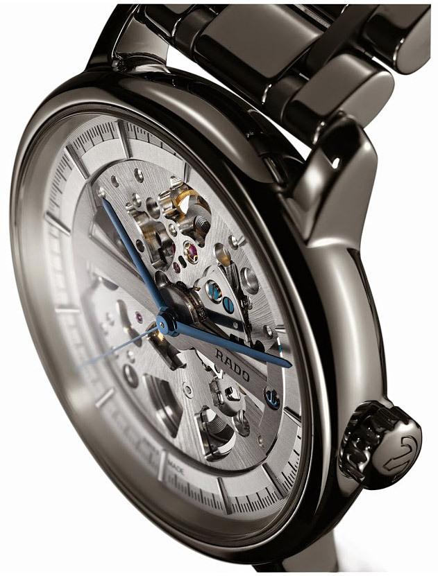 【RADO ラドー】DiaMaster Automatic Skeleton Limited Edition ダイヤマスター スケルトン リミテッドエディション(プラズマ)499本限定品/正規輸入品
