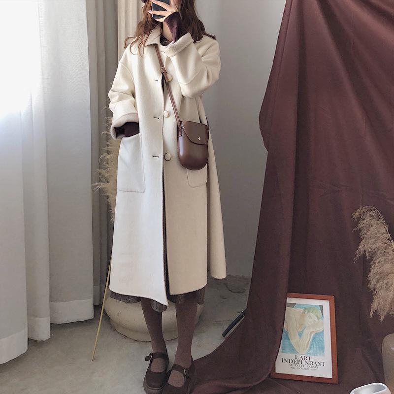 ヘップバーンウールコート【Hepburn wool coat】