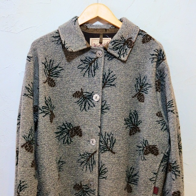 WOOLRICH PINECONE JACKET #MTTP-049