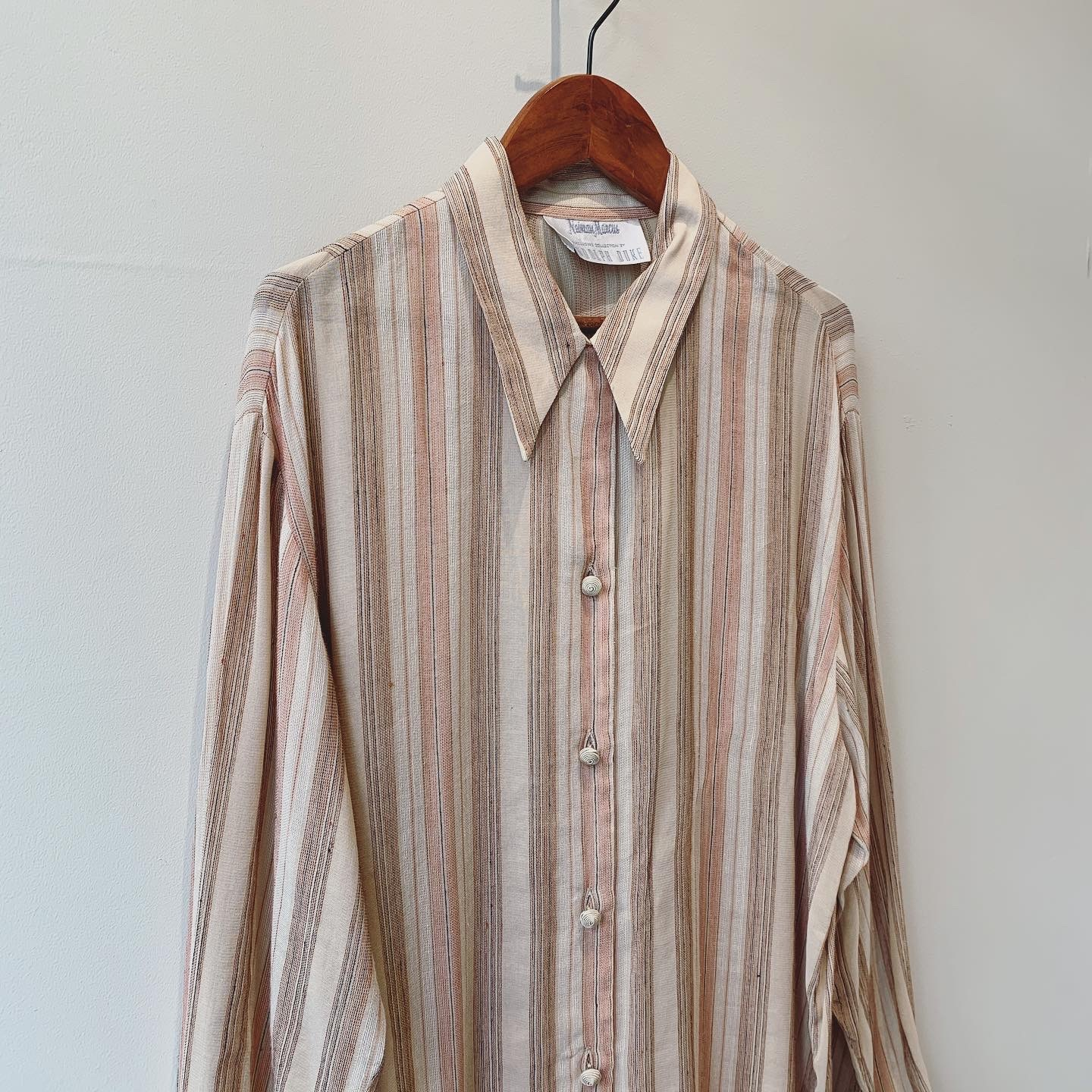 vintage linen mix design shirts
