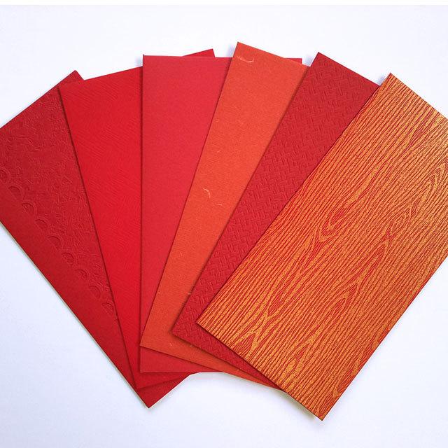 紅包袋(6枚入)C