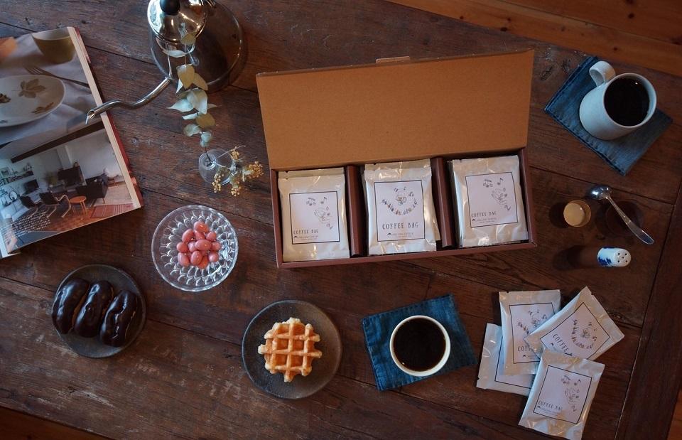 送料無料【のし・包装OK】 ティーバッグコーヒー2種の珈琲詰め合わせ 15杯ギフトセット