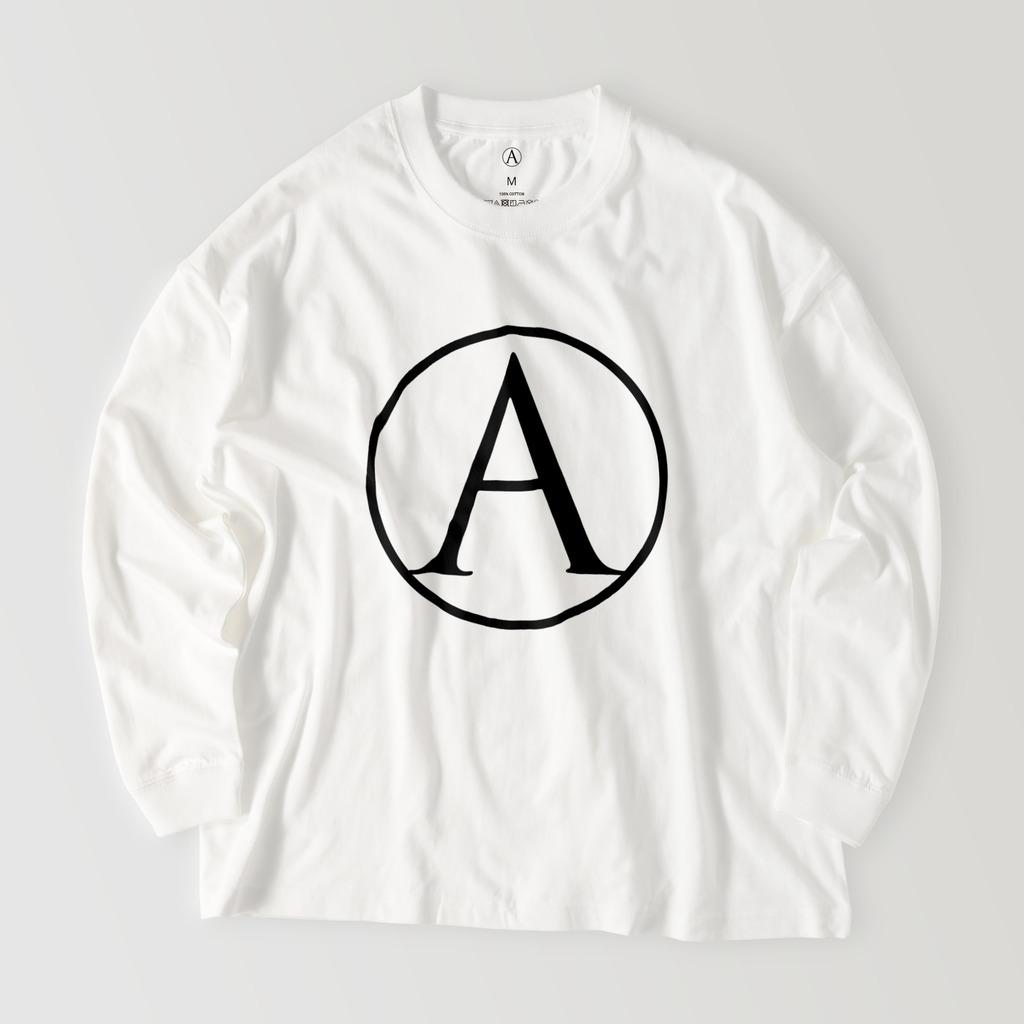 A ビッグシルエットロングシャツ ホワイト / Mens