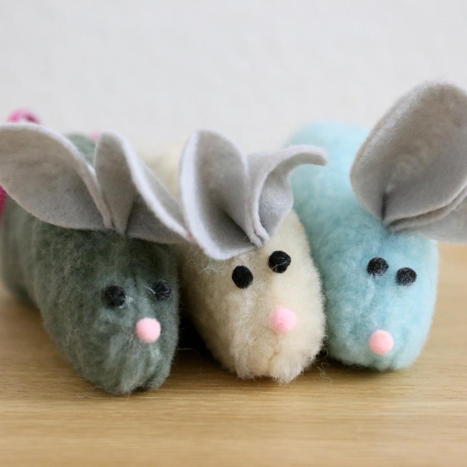 Mouse (Cream)
