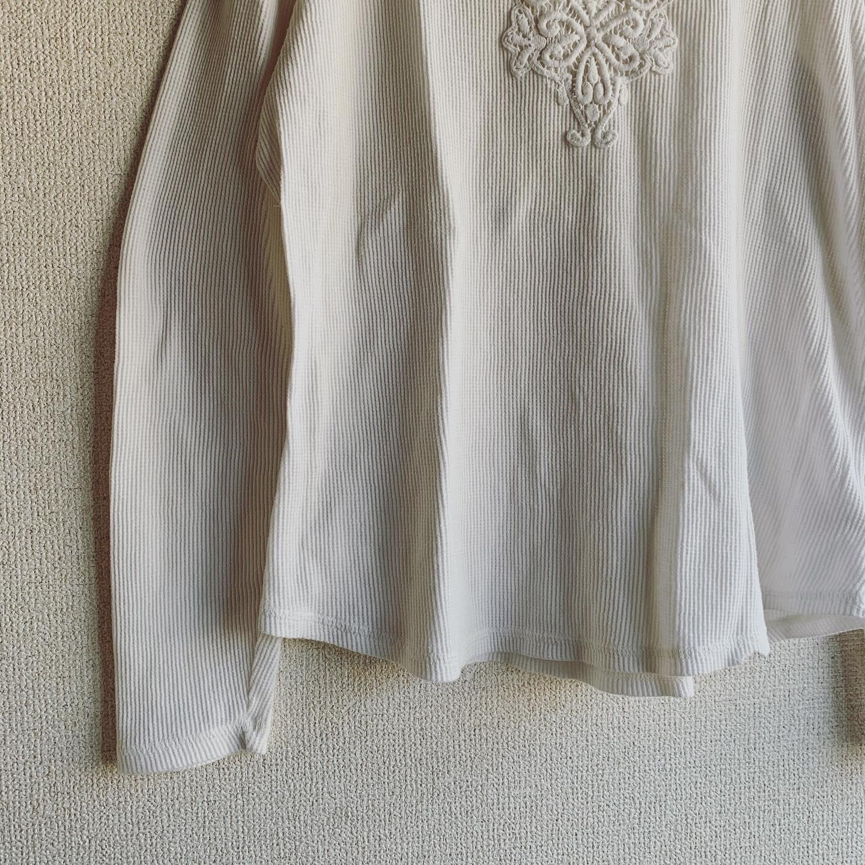 【SALE】vintage thermal tops