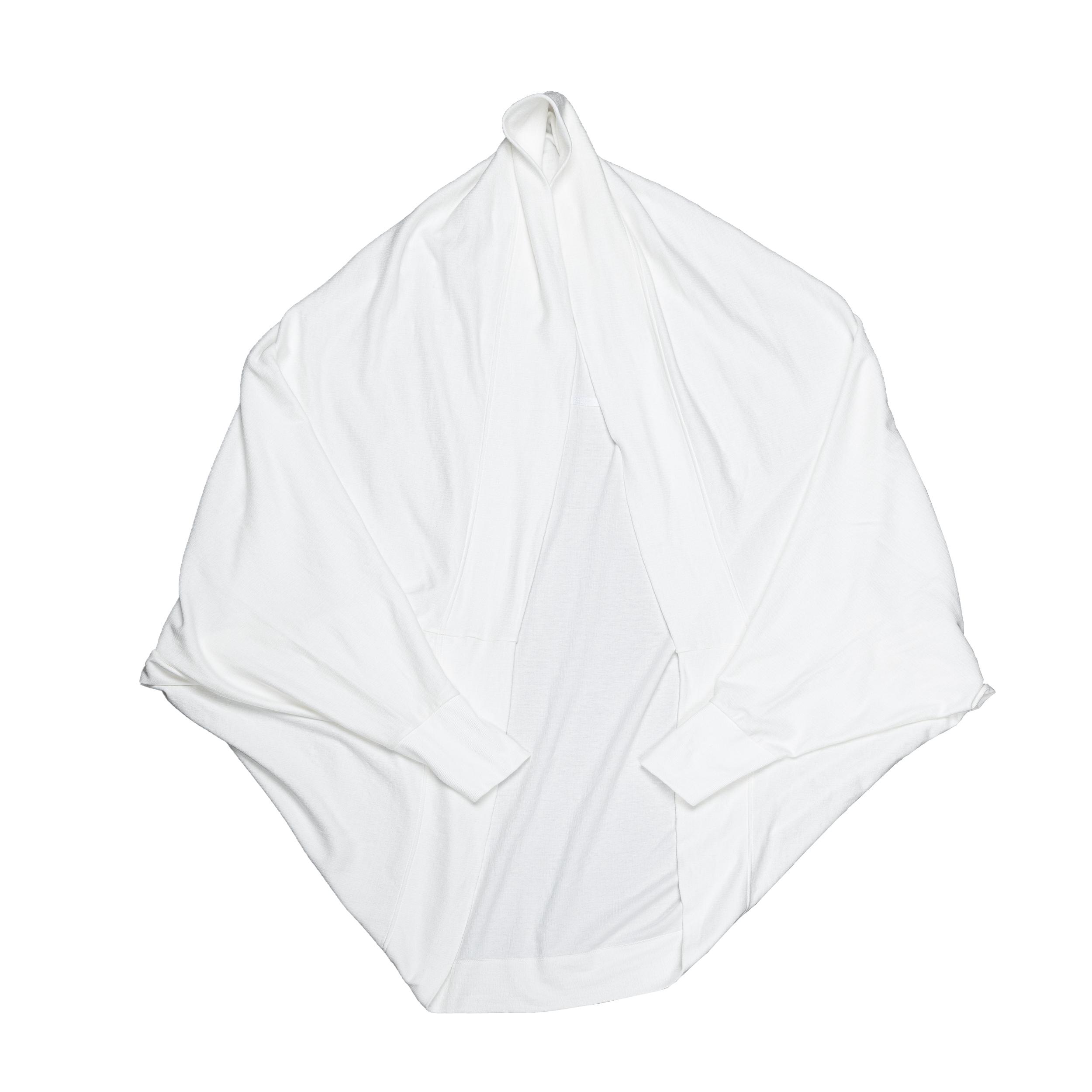 667CUM2-WHITE / コクーンジャケット