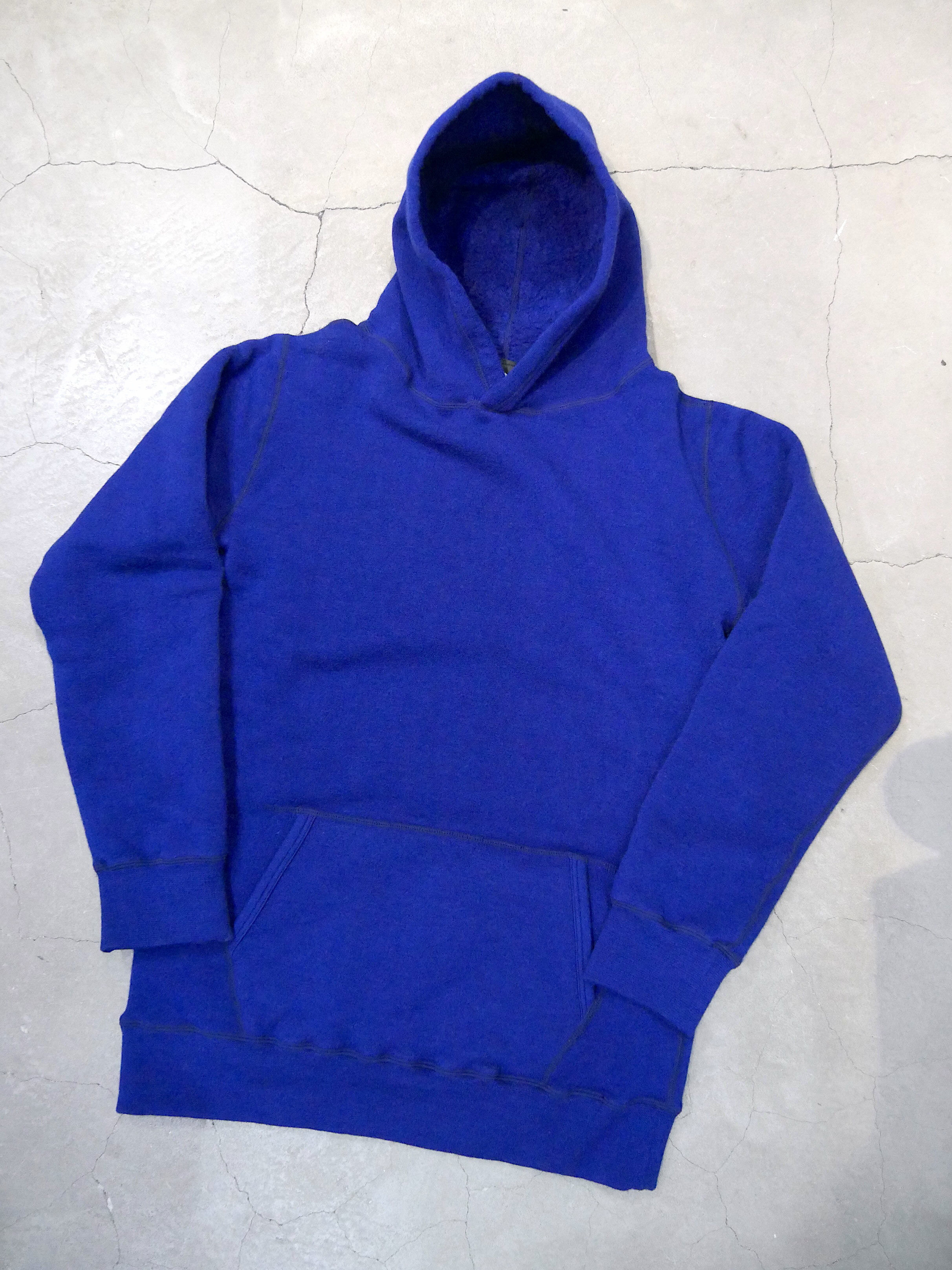 YETINA / PULLOVER HOODIE(ROYAL BLUE)