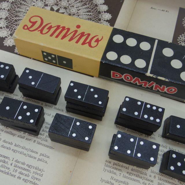 ドイツ ドミノの駒